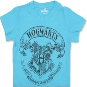 Tricou copi Harry Potter, turcoaz, 100% bumbac