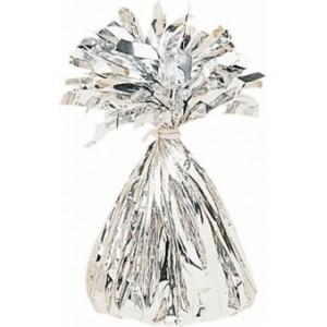 Greutati pentru baloane 170 gr argintiu