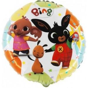 Balon folie 45 Bing-and-Friends