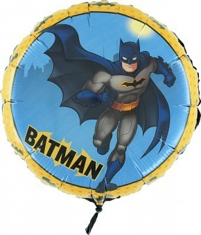 Balon folie 45 cm Batman
