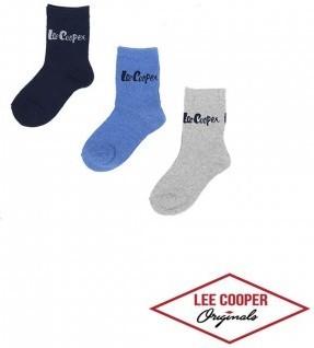 Sosete Lee Cooper 2 (set 3 perechi)