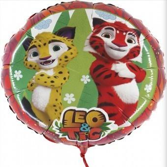 Balon folie 45 cm Leo and Tig
