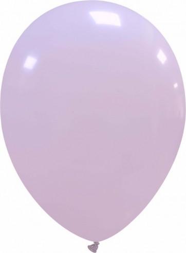 Set 5 baloane latex 35 cm liliac