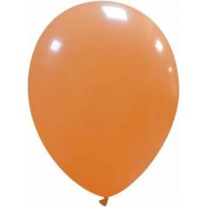Set 5 baloane latex 35 cm peach