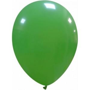 Set 5 baloane latex 35 cm verde