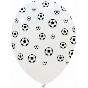 Balon latex imprimat fotbal3 30 cm
