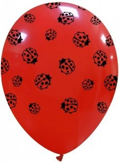 Set 8 baloane latex 30 cm Prince