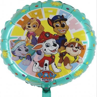 Balon folie 45 cm Paw Patrol 1