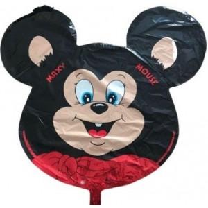 Balon folie, figurina, Maxy Mouse, 60x60 cm