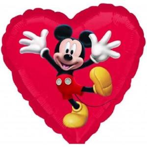 Baloane folie 45 cm Mickey