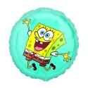 Foil balloons 45 cm Sponge Bob