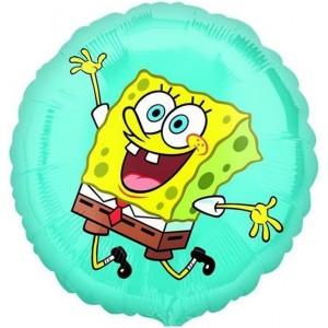 Baloane folie 45 cm Sponge Bob