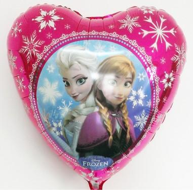 Baloane folie 45 cm Frozen