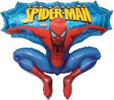Balloons Figurines Spidermam 50cmx70cm