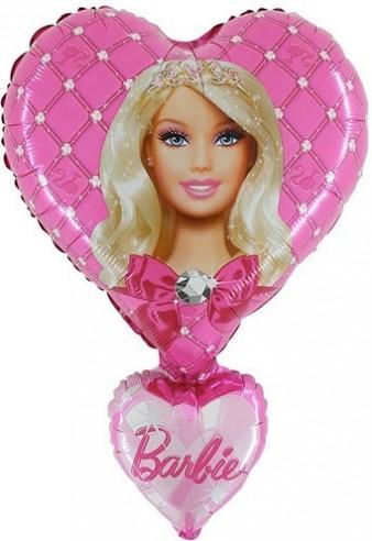 Balloons Figurines Barbie 45cmx80cm