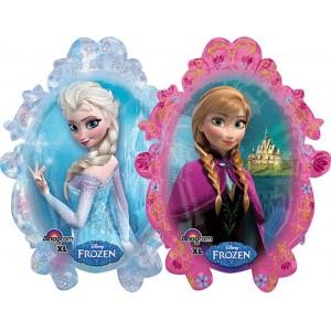 Balloons Figurines Frozen 63x78cm