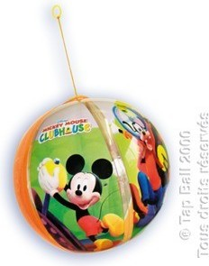 Mega Tap Ball-Mickey 30cm