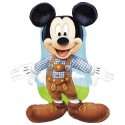 Baloane figurina Mickey 45cmx71cm