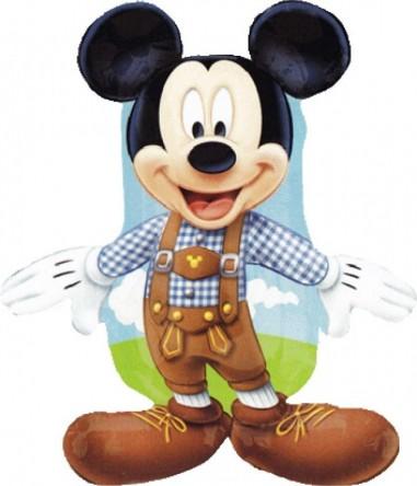 Balloons figurine Mickey 45cmx71cm