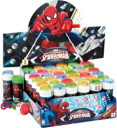 Baloane sapun Spiderman