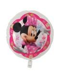 Balloon holographic Minnie 55cm