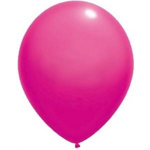 Latex balloons standard 30 cm pink