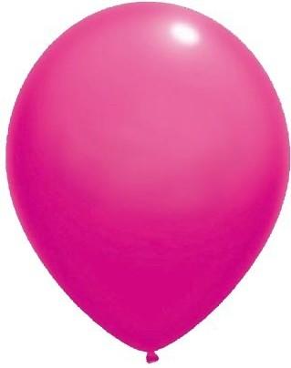 Baloane latex standard 30 cm roz