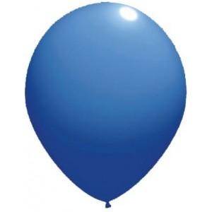 Balloons latex-standard 13 cm blue