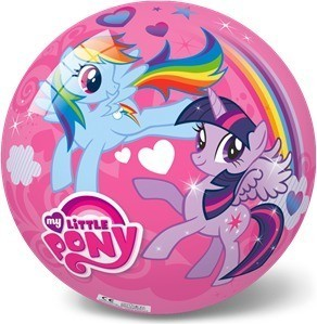 RUBBER BALL MY LITTLE PONY 23 CM