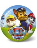 RUBBER BALL PAW PATROL 23 CM