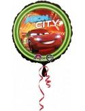 Baloane folie 45 cm CARS NEON CITY