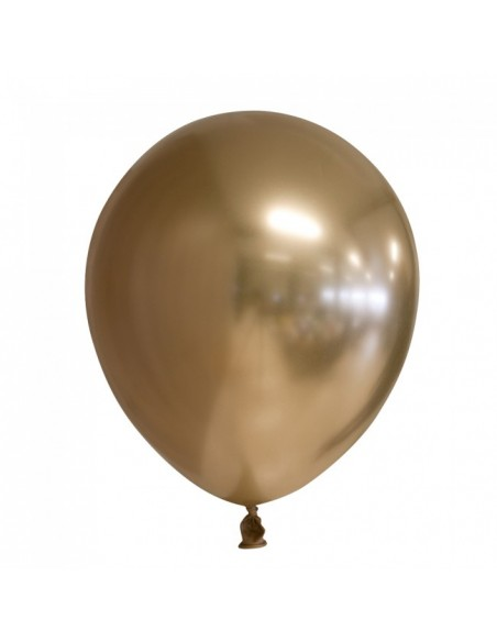 Balon latex chrome 15 cm